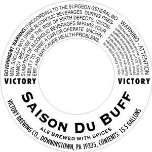 Victory Saison Du Buff