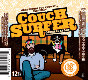 Otter Creek Brewing Company Couch Surfer