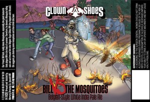Clown Shoes Bill Vs The Mosquitoes