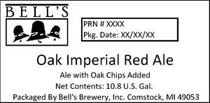 Bell's Oak Imperial Red Ale