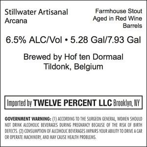 Stillwater Artisanal Arcana