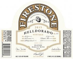 Firestone Proprietors Vintage Helldorado