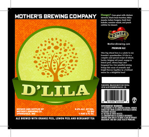 Mother's Brewing Company D'lila