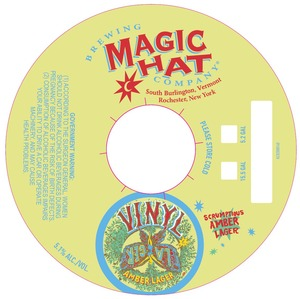 Magic Hat Vinyl