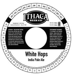 Ithaca Beer Company White Hops