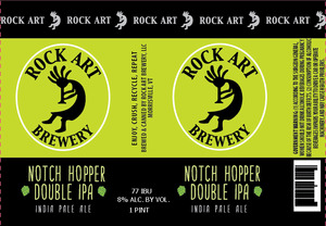 Rock Art Brewery Notch Hopper