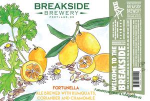 Breakside Brewery Fortunella
