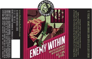 Black Market Brewing Co Enemy Within