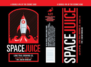 Long Trail Brewing Company Space Juice