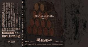 Perennial Artisan Ales Anniversaria
