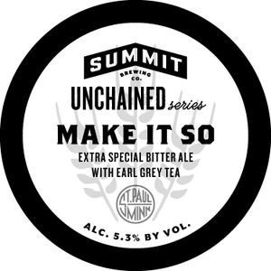 Summit Brewing Company Make It So