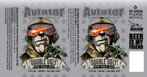 Aviator Brewing Company Double Ugly