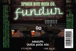 Spider Bite Beer Co. Fundur