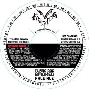 Flying Dog Smoked Pale Ale