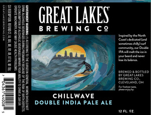 The Great Lakes Brewing Co. Chillwave