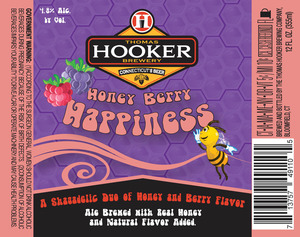 Thomas Hooker Brewing Company Honey Berry Happiness