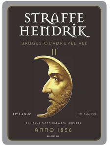 Straffe Hendrik Bruges Quadrupel Ale