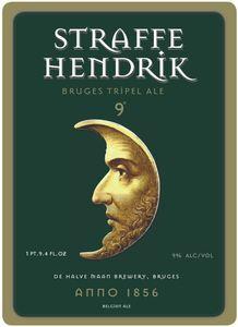 Straffe Hendrik Bruges Tripel Ale