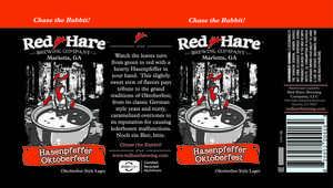 Red Hare Hassenpfeffer Oktoberfest
