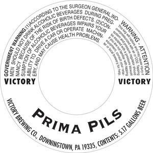 Victory Prima Pils