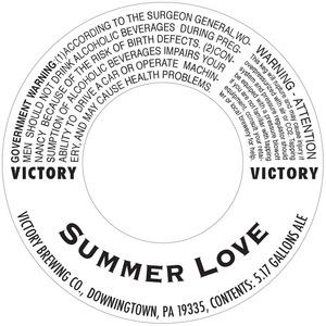 Victory Summer Love