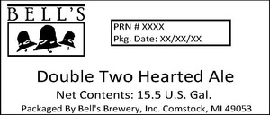 Bell's Double Two Hearted