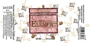 Element Brewing Company Kepler