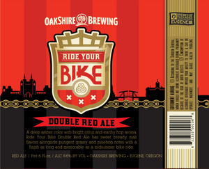 Ride Your Bike Double Red Ale