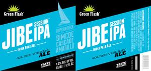 Green Flash Brewing Company Jibe Session IPA