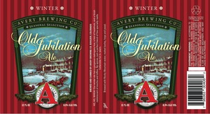 Avery Brewing Company Old Jubiliation