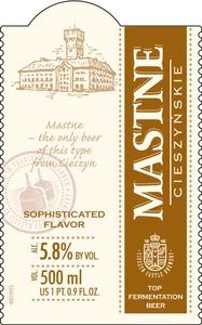 Mastne Cieszynskie