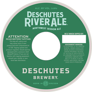 Deschutes Brewery Deschutes River May 2015