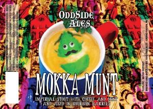 Odd Side Ales Mokka Munt