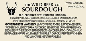 The Wild Beer Co Sourdough