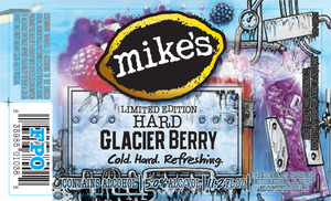 Mike's Glacier Berry