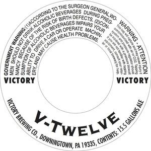 Victory V-twelve