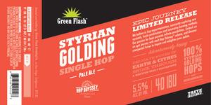 Green Flash Brewing Company Styrian Golding