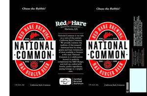 Red Hare National Common