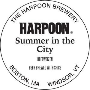 Harpoon Summer In The City