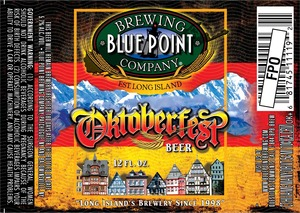 Blue Point Brewing Company Oktoberfest