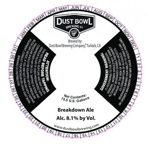 Breakdown Ale