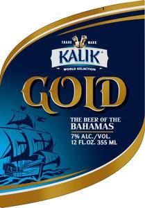 Kalik Gold