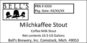 Bell's Milchkaffee Stout