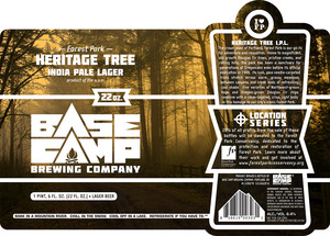 Forest Park Heritage Tree India Pale Lager