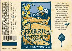 Odell Brewing Company Oktoberfest