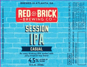 Red Brick Brewing Casual