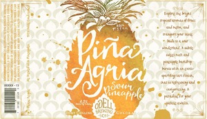 Odell Brewing Company Pina Agria