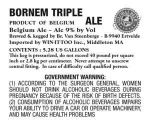 Bornem Triple