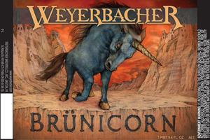 Weyerbacher Brunicorn