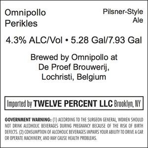 Omnipollo Perikles